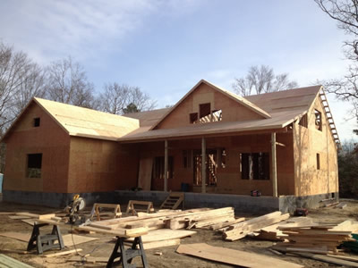 Build a New Custom Home